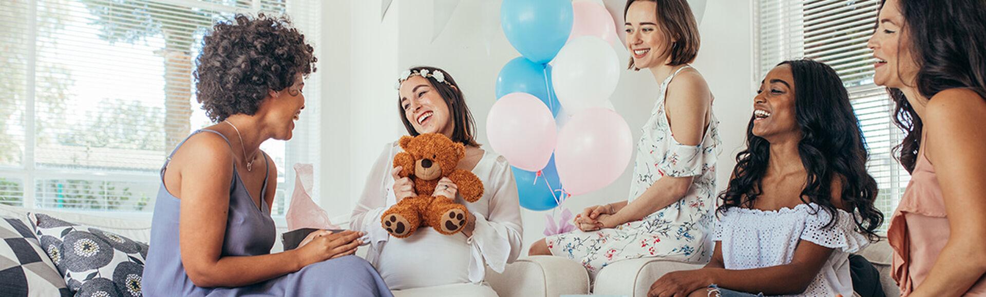 Guía completa para realizar tu baby shower con Huggies