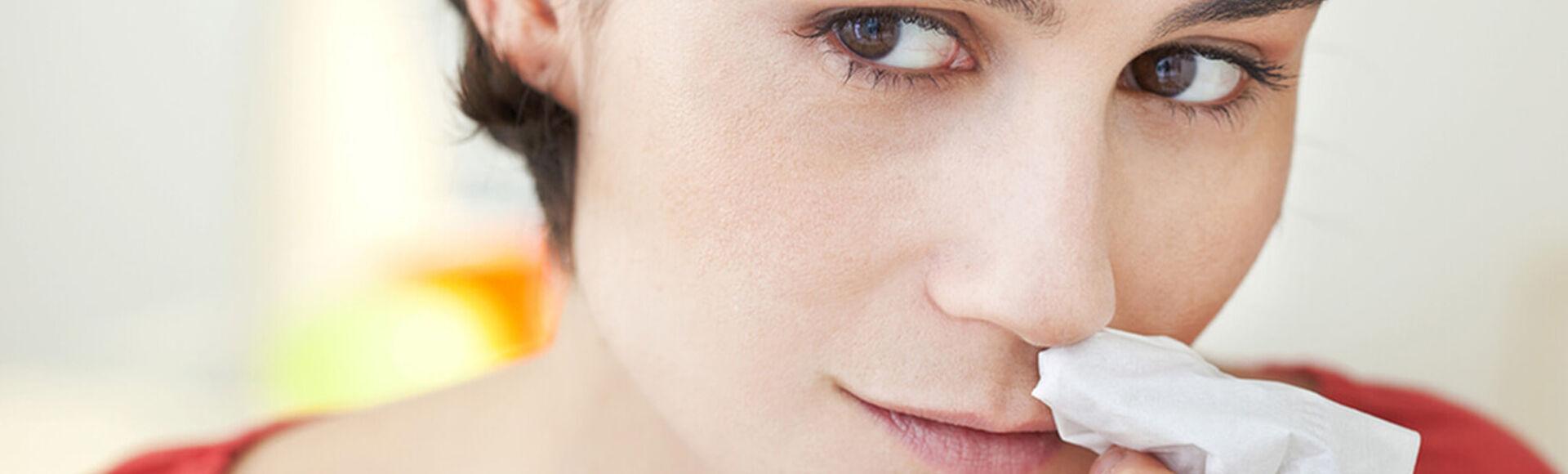 Aangrado de nariz otro síntoma del embarazo | Más Abrazos by Huggies