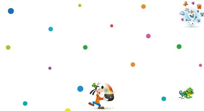 Olaf y Goofy