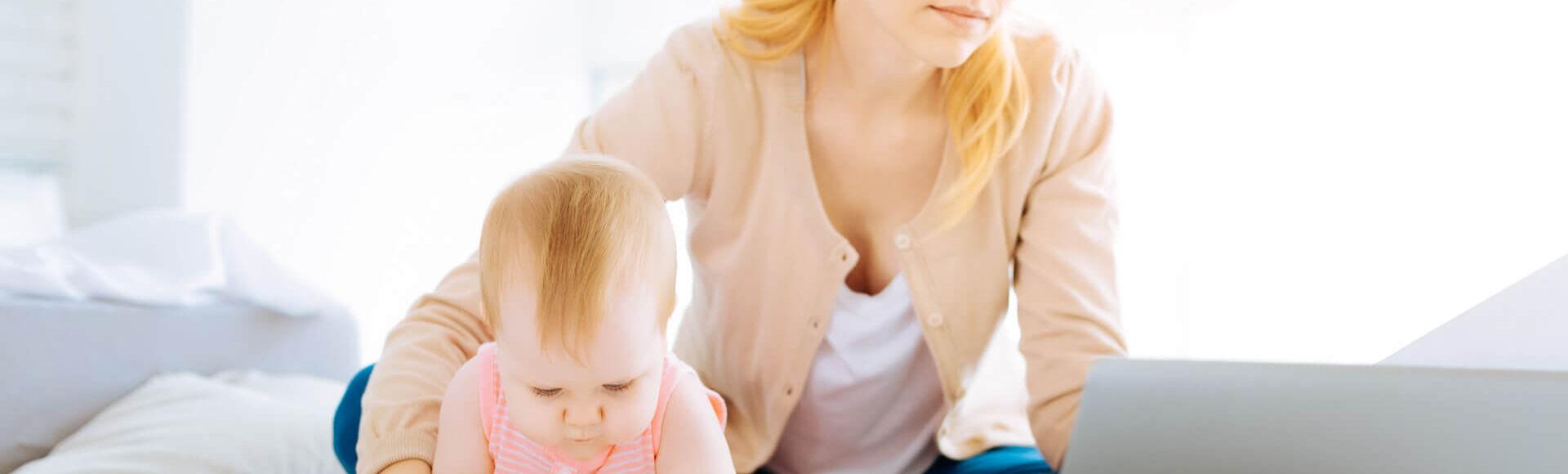 Trabajar o no después del parto