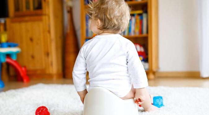 Estreñimiento en bebés y niños