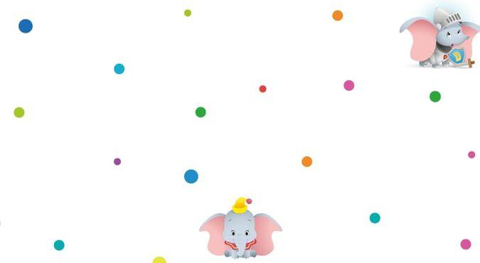 Dumbo y la sra Yumbo