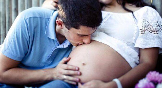 En la semana 31 de embarazo se desarrollan los sentidos de tu bebé