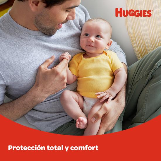 Pañales Huggies Active Sec Newborn Size 1; 52uds