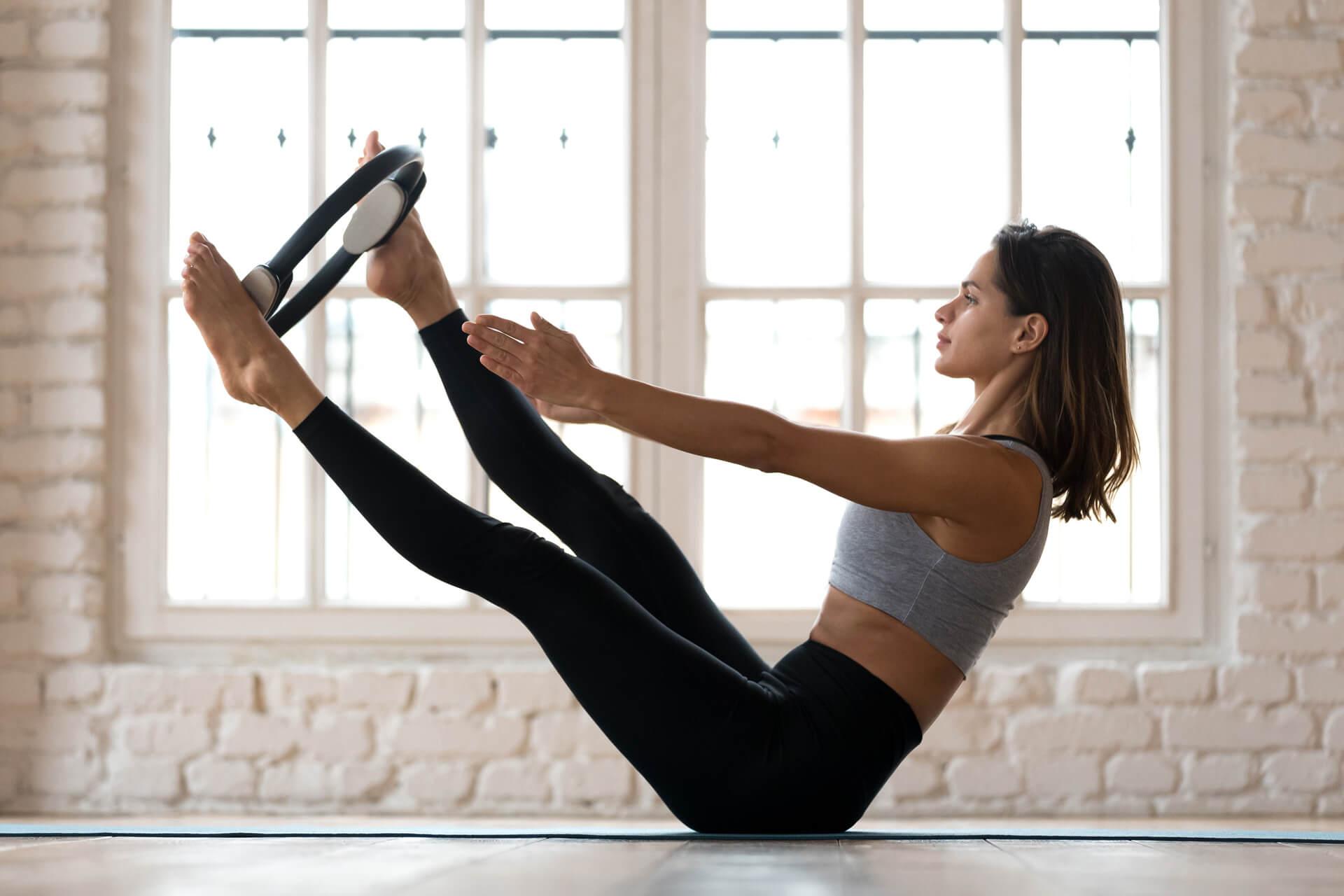 Rutinas para espalda, abdomen y musculos